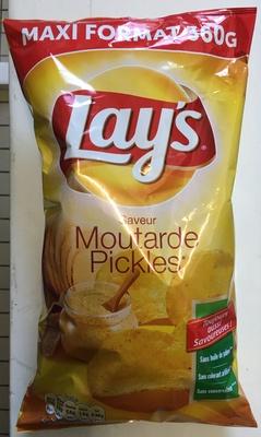 Saveur Moutarde Pickles (maxi format) - Produit
