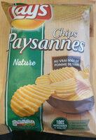 Chips paysannes - Produit - fr