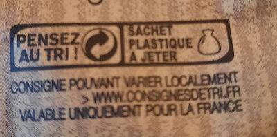 Lay's Chips paysannes nature - Recyclinginstructies en / of verpakkingsinformatie - fr