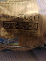 Lay's Chips paysannes nature format familial - Instruction de recyclage et/ou informations d'emballage - fr