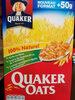 quater oats - Produit