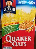 quater oats - Product - fr