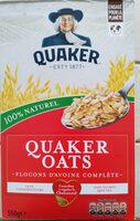 Quaker Oats - Produkt - fr