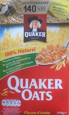 Quaker Oats - Produit