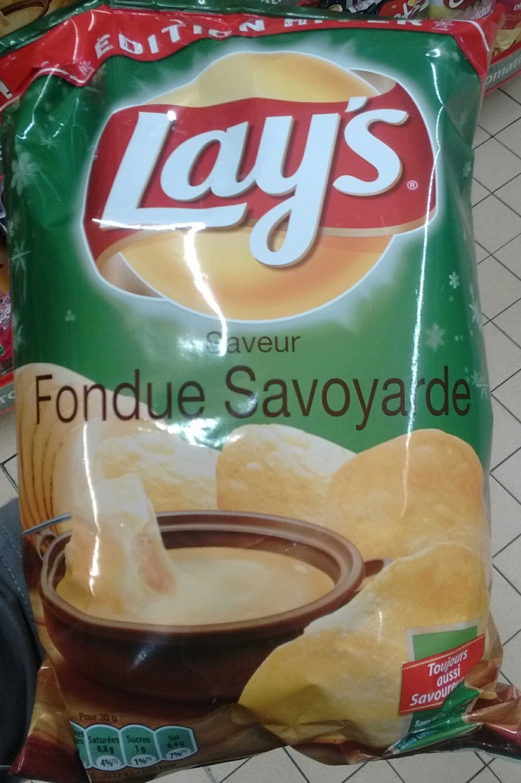 Saveur Fondue Savoyarde - Produit - fr