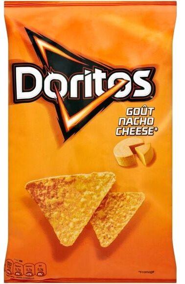 Doritos goût nacho cheese - Produit - fr