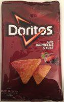 Doritos goût barbecue style - Produit - fr