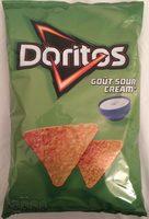 Doritos Sour Cream - Product - fr