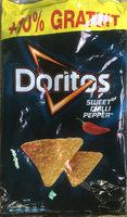 Doritos Sweet Chili Pepper (+10% gratuit) - Product - fr