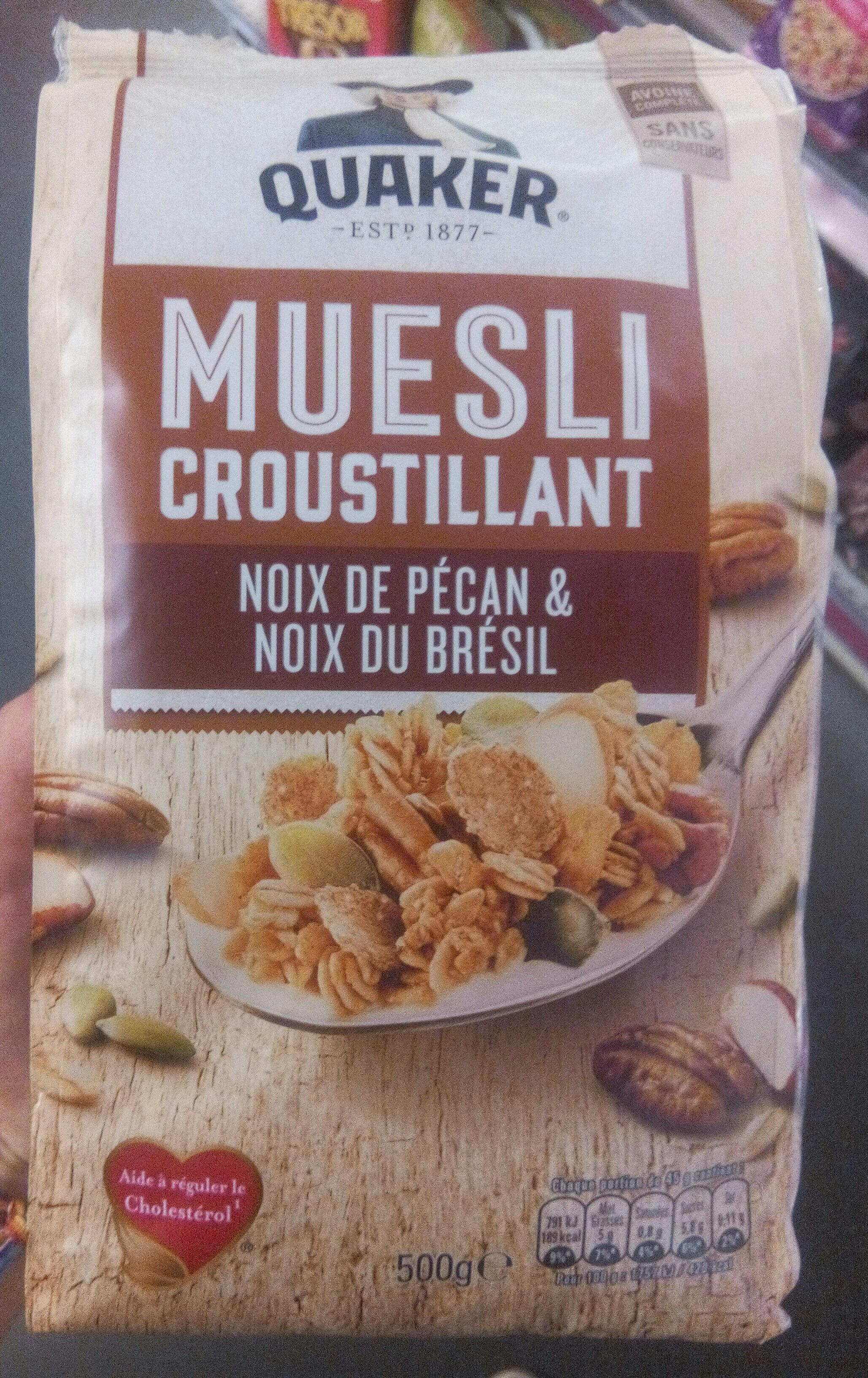 Golden muesli - Product