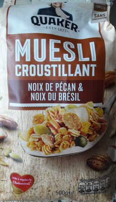 Golden muesli - Product - fr