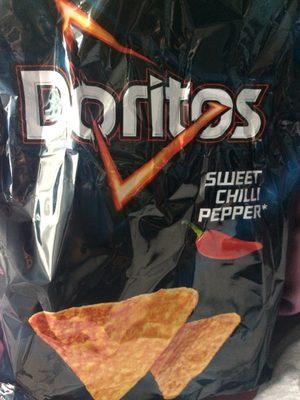 Doritos sweet chilli pepper party size - Produit - fr