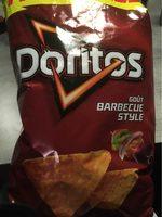 Doritos goût barbecue style party size - Produit - fr
