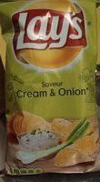 Saveur Cream & Onion - Product