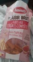 Sunbreaks Tuiles ondulées aux céréales sweet chili - Product - fr