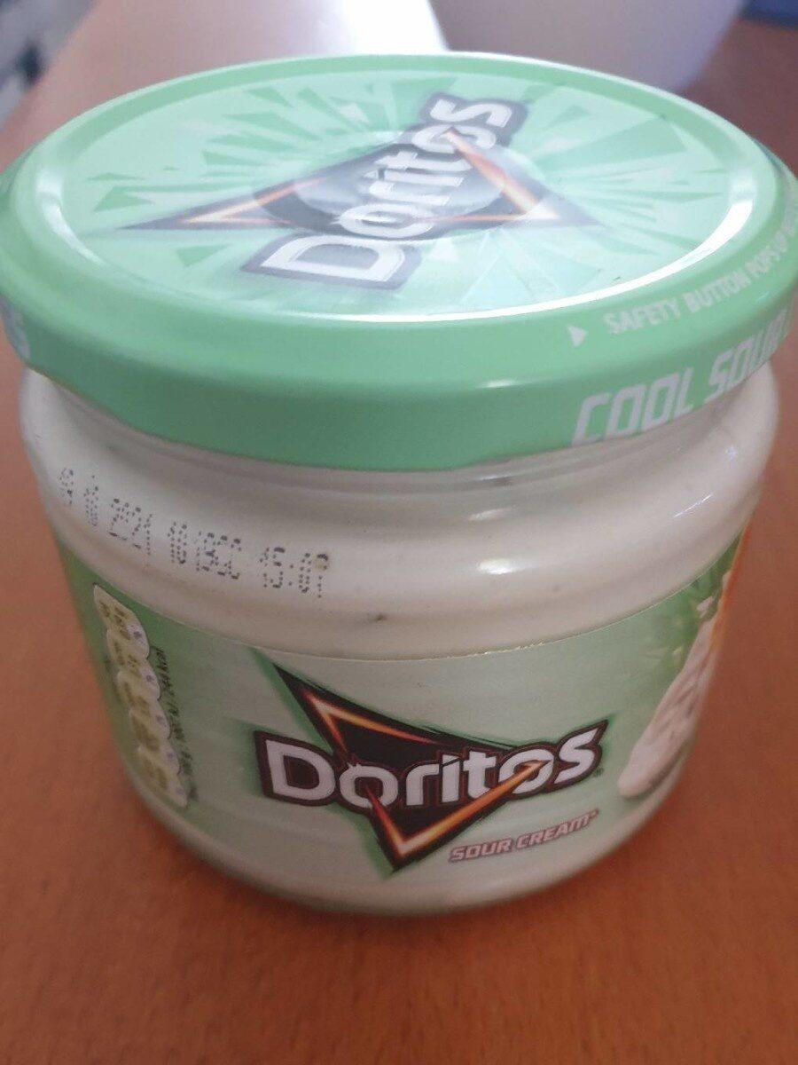 Doritos Sour cream - Produit - fr