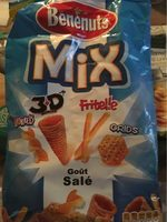 Mix de Biscuits apéritif - Product - fr