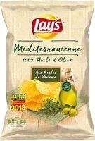 Chips méditerranéenne - Product - fr