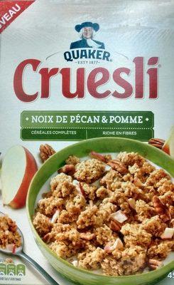 Cruesli Noix de Pécan & Pomme - Product