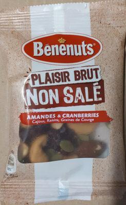 Plaisir Brut non salé - Produit - fr