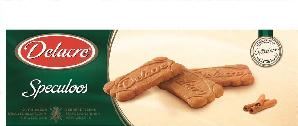 Delacre biscuits speculoos - Prodotto - fr