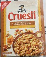 Cruesli - Product