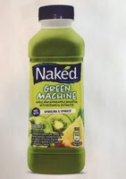 Naked green machine - Product