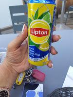 Ice tea citron vert - Product