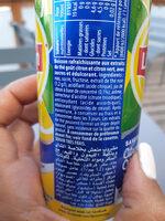 Ice tea citron vert - Ingredients