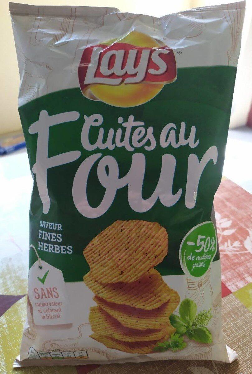 Lay's Cuites au four - Product - fr