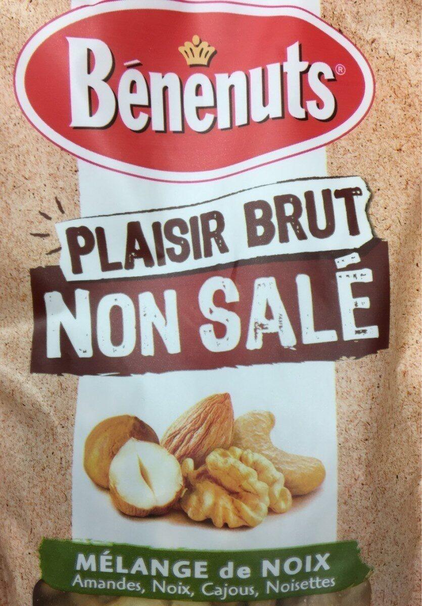 Plaisir brut non salé Mélange de noix - Product - fr