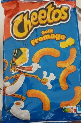 Cheetos goût fromage - Prodotto - fr