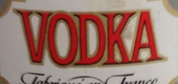 Vodka - Ingredients - fr