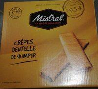 Crêpes dentelle - Produit