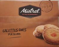 Galette Fines Pur Beurre - Product - fr