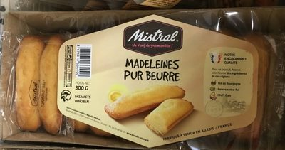Madeleines Pur Beurre - Produit