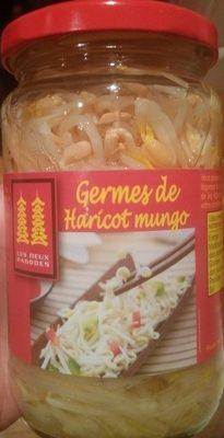 Germes de haricot mungo - Produit - fr