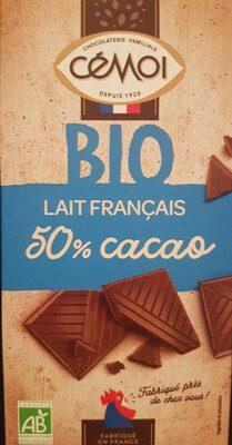 chocolat au lait - Produkt - en