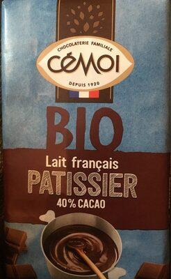 Lait Français Patissier 40% cacao - Produkt