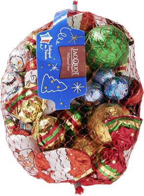 Bonbons de chocolat et moulages chocolat au lait - Product - fr