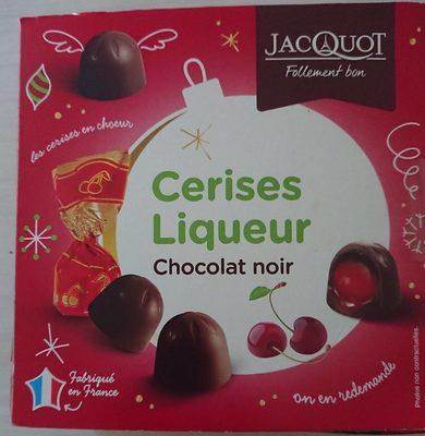 Cerise liqueur - Prodotto - fr