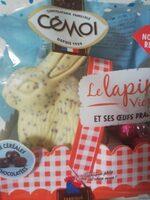 Le lapin vichy et ses oeufs pralines - Prodotto - fr