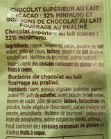 La cloche Vichy - Ingredienti - fr