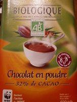Chocolat en poudre - Product