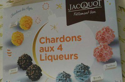 Chardons aux 4 Liqueurs - Produit - fr