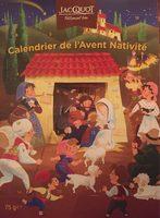 Calendrier de l'avant nativité - Produit
