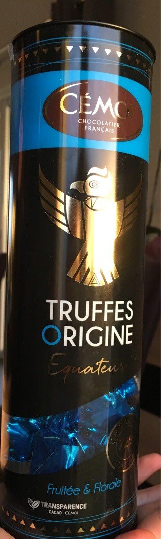 Etui Truffes Equateur - Produit - fr