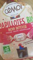Papillotes Bio Noir Intense - Product