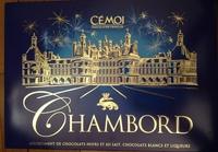 Chambord - Produit