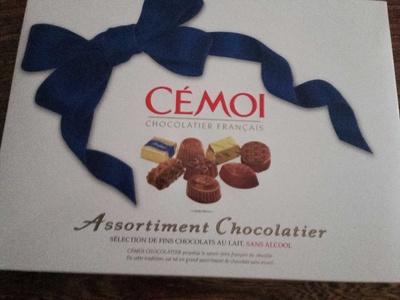 Assortiment chocolatier - Produit